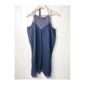 Loft Tassel Dress XL
